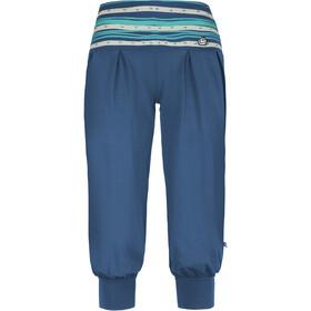 E9 Luna Naiset Lyhyet housut , sininen